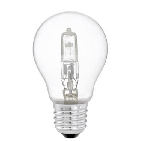 Stmívatelná halogenová žárovka E27/28W AGL 1STK čirá