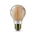 Stmívatelná LED Žárovka Philips E27/7,5W/230V 2000K - VINTAGE