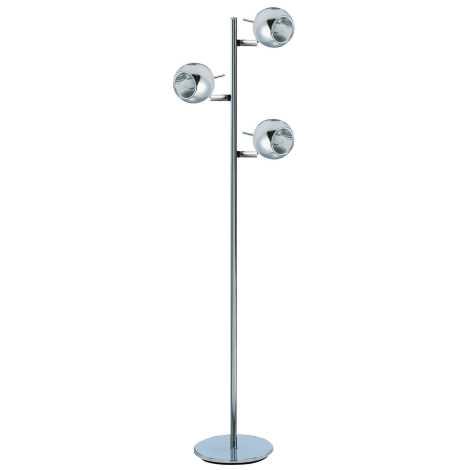 Stmívatelná stojací lampa EYEBALL P 3xG9/40W