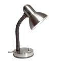 Stmívatelná stolní lampa KADET – S 1xE27/40W mat.chrom