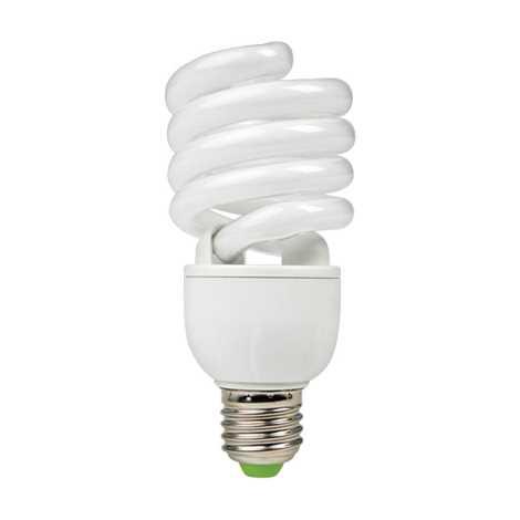 Stmívatelná úsporná žárovka E27/20W/230V