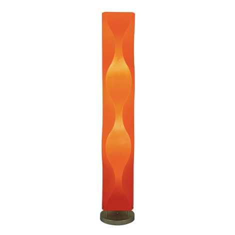 Stojací lampa 2xE27/60W S-6011 oranžová