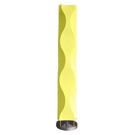 Stojací lampa 2xE27/60W S-6011 žlutá