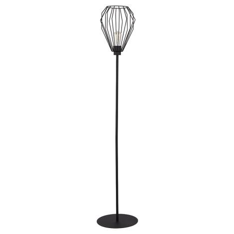 Stojací lampa BRYLANT BLACK 1xE27/60W/230V