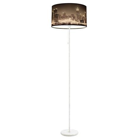Stojací lampa CITY 1xE27/60W/230V