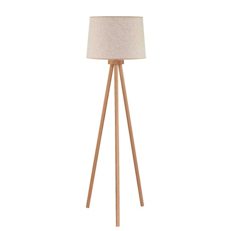 Stojací lampa ECHO 1xE27/40W/230V béžová