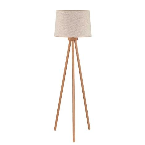 Stojací lampa ECHO1 1xE27/40W/230V béžová