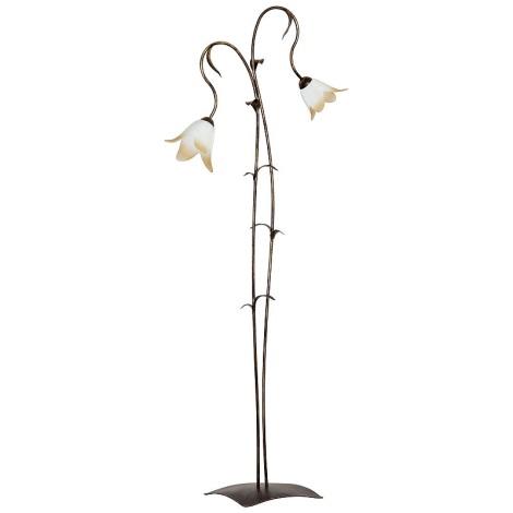 Stojací lampa PALM 2xE27/60W/230V