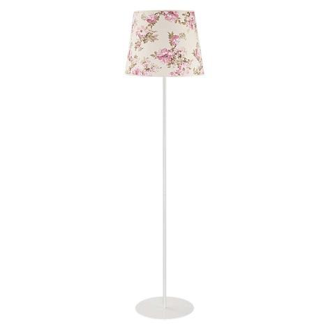 Stojací lampa VIOLIN 1xE27/40W/230V růže