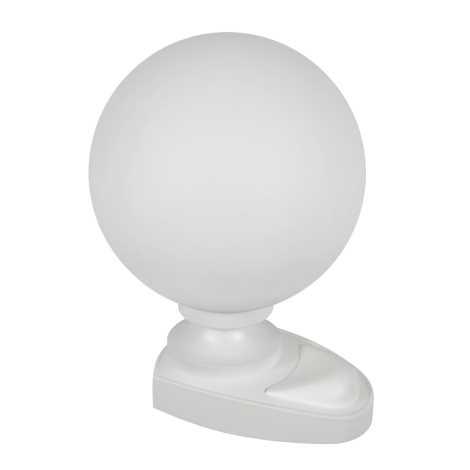 Stolní lampa 1xE14/40W/230V bílá