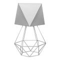 Stolní lampa ADAMANT LARGE 1xE27/60W/230V šedá