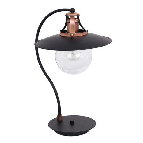 Stolní lampa CANCUN 1xE27/60W/230V