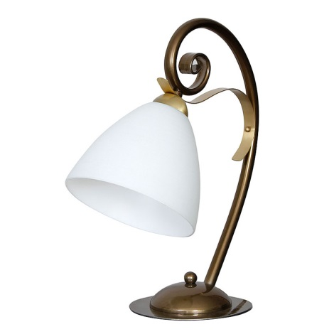 Stolní lampa LIMA 1xE27/60W/230V