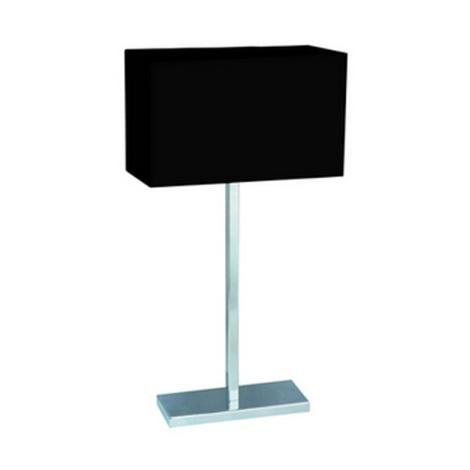 Stolní lampa MADRID 1xE27/60W/230V černá