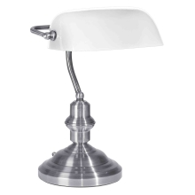 Stolní lampa OFFICE BANK LK B 1xE27/60W