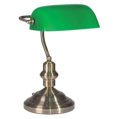 Stolní lampa OFFICE BANK Z 1xE27/60W