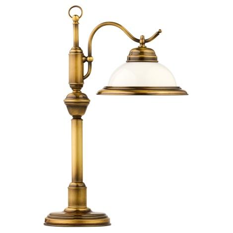Stolní lampa OPÁL OG1 1xE27/60W/230V