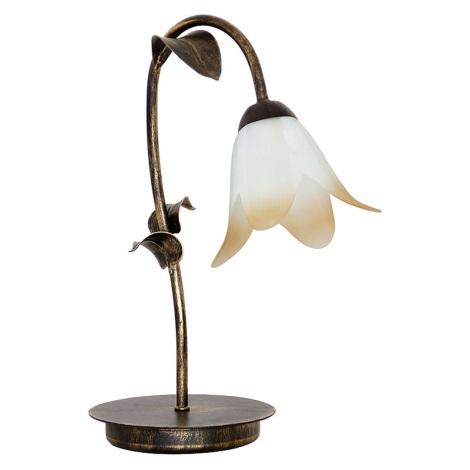 Stolní lampa PALM 1xE27/60W/230V