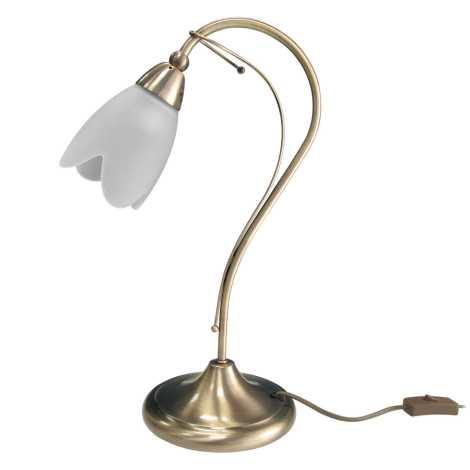 Stolní lampa PETAL L AB 1xE14/60W