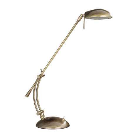 Stolní lampa PYTHON 1xG9/40W ABS