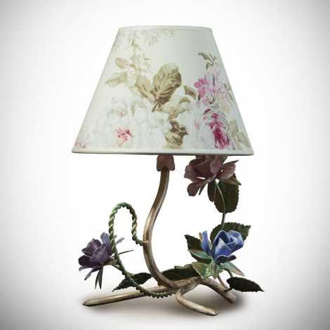 Stolní lampa ROMANCE 1xE14/40W/230V 34 cm