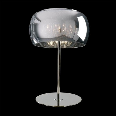 Stolní lampa SPHERA 3xG9/42W chrom