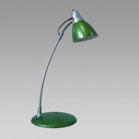Stolní lampa TEO zelená