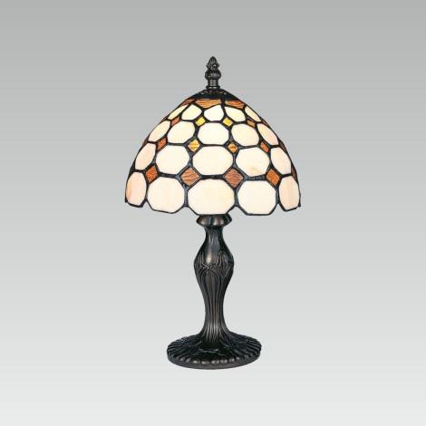 Stolní lampa TIFFANY 101 1xE14/40W/230V