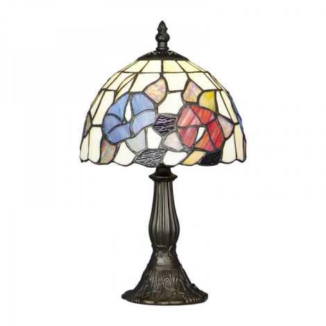 Stolní lampa TIFFANY 79 1xE14/40W
