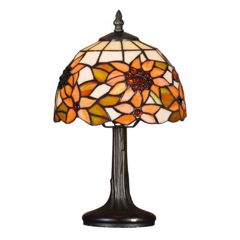 Stolní lampa TIFFANY 88 1xE14/40W