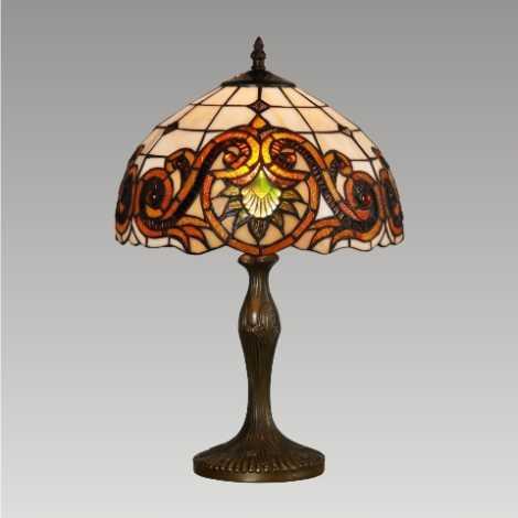 Stolní lampa TIFFANY 96 1xE27/60W