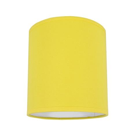 Stropní svítidlo 1xE27/60W/230V žlutá