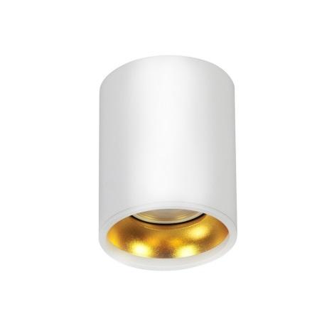 Stropní svítidlo 1xGU10/8W/230V bílé