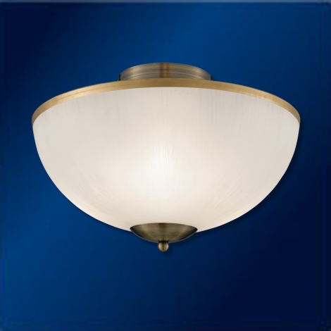 Stropní svítidlo BRAHAMA 6580AB 3xE27/60W