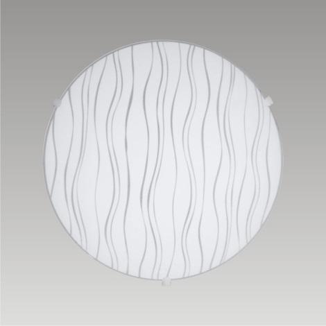 Stropní svítidlo ECONOM 1xE27/60W bílá