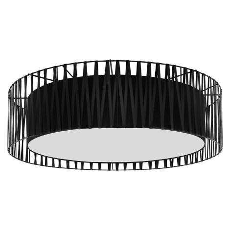 Stropní svítidlo HARMONY BLACK 4xE27/60W/230V