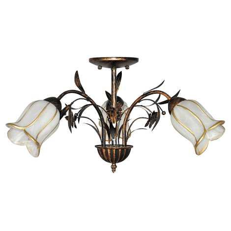 Stropní svítidlo / lustr 3xE14/60W/230V