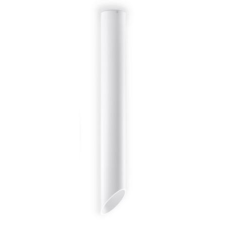 Stropní svítidlo PENNE 80 1xGU10/40W/230V bílá