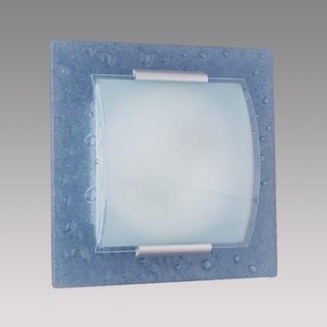 Stropní svítidlo PORTADA 2xE27/60W modrá