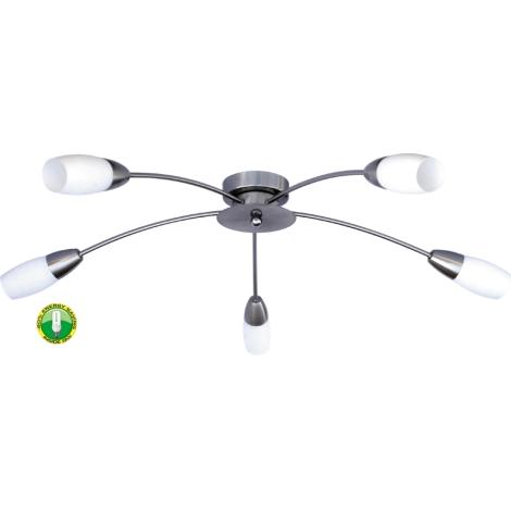Stropní svítidlo PROXI PLUS 5xE14/9W/230V