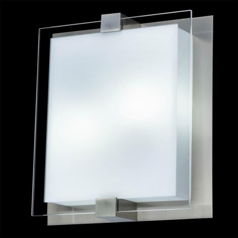 Stropní svítidlo SHARP 3xE27/18W matný chrom