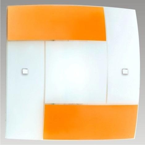 Stropní svítidlo SINUS 2xE27/60W