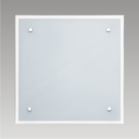 Stropní svítidlo SQUER 2xE27/60W