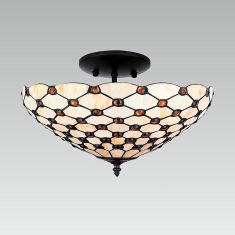 Stropní svítidlo TIFFANY 109 2xE27/40W