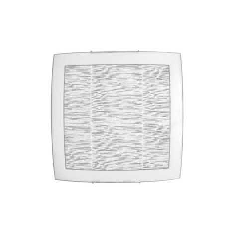 Stropní svítidlo ZEBRA 8 - 2xE27/100W/230V