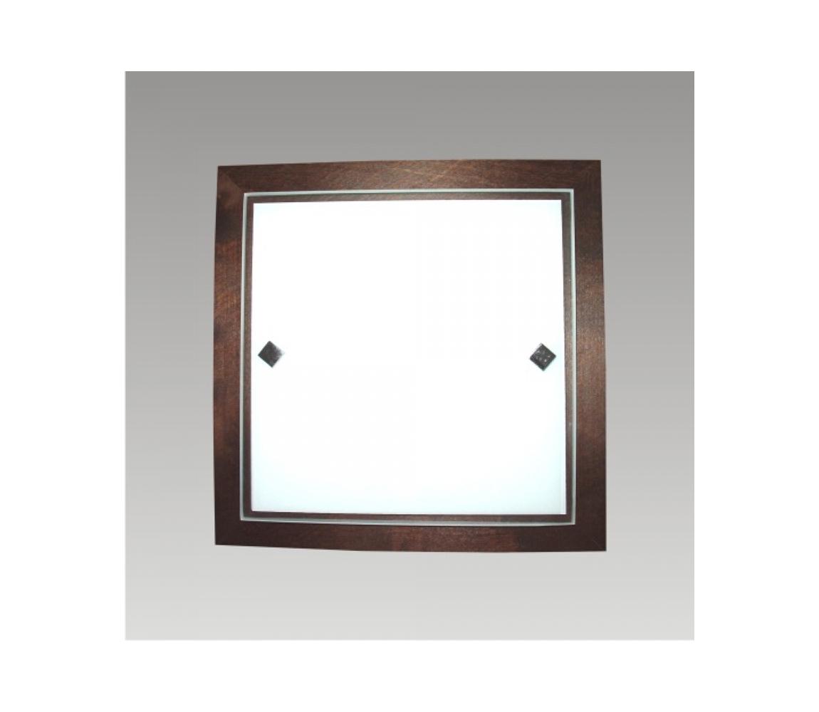 Prezent Stropní svítidlo ZORBA 2xE27/60W wenge