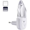 Svítidlo do zásuvky MINI-LIGHT (bílé světlo)