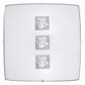 Svítidlo stropní DELTA 1xE27/60W bílá