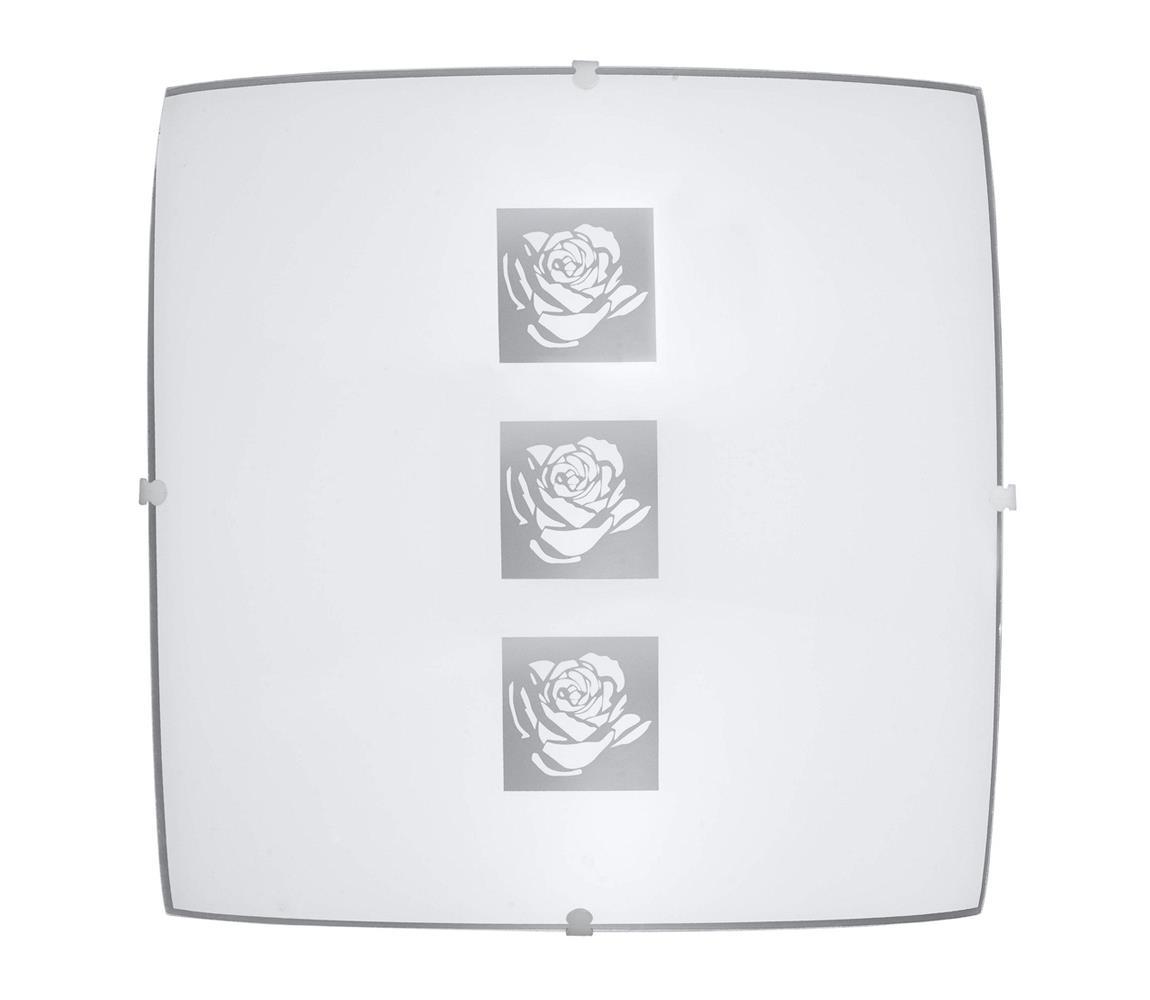 Prezent Svítidlo stropní DELTA 1xE27/60W bílá 45041 F