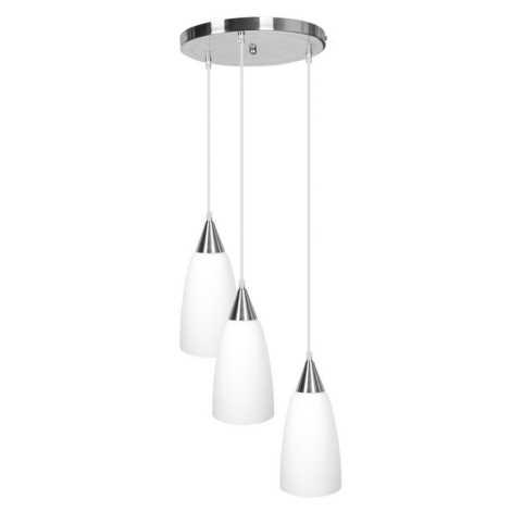 Top Light 1519/3K/LK - Závěsné svítidlo 3xE27/60W/230V